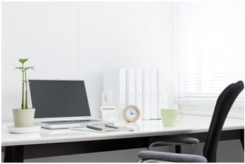 Saving Space in the Workplace2 Saving Space in the Workplace: Tips for Keeping Your Office Clutter Free